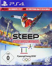 PS4 Steep Winter Games Edition NEU&OVP Playstation 4