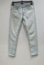 APC Petit New Standard Skinny fit Selvedge Denim Jeans Blue Distressed Men's 30
