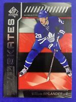 2016-17 Upper Deck SP Authentic Silver Skates Rookie #SS-WN William Nylander TML