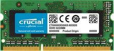 Crucial 8GB SO-DIMM DDR3 RAM (CT102464BF160B)