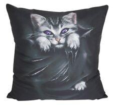 Spiral Kissen Katze Bright Eyes