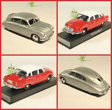1:43 TATRA 603-1 & T600 Czechslovakia DeAgostini IST USSR UdSSR DDR