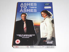 Ashes To Ashes: The Complete First Series 1 -GENUINE DVD SET Season One EXC COND