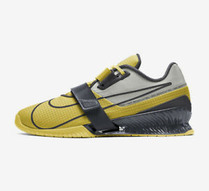 Nike Romaleos 4 Mens Trainers Gym Training Weightlifting Shoes New RRP £180.00