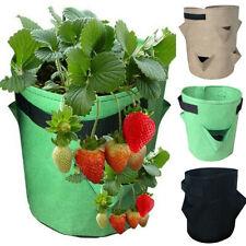 Planting Grow Bag Potato Strawberry Vegetable Planter Bags Pot Garden Supplies