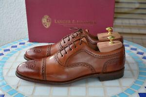 ★ NEU ★ Langer Messmer Schuhe ★ Modell Dresden ★ EU 46, UK 11 ★