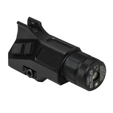 NcStar VALGFSP Green Laser W/Strobe Iron Front Sight Post & Pressure Switch
