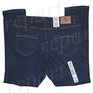 New Jeans Colony Women's Casual Basic Skinny slim Jeans Dark Blue 14 16 18 20 22