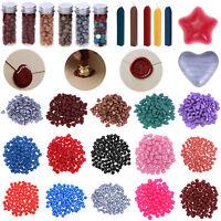 100Pcs Pentagram Sealing Wax Beads For Seal Stamp Wedding Envelope Card Seal Wax