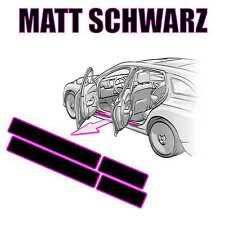 VW Passat B8 Variant 3G ab 2014 Einstiegsleisten SET in MATT SCHWARZ von CCW©