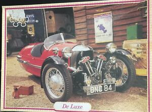 500 Piece Jigsaw Puzzle . JR Deluxe. THE HERITAGE COLLECTION.UNCHECKED