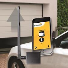 Schellenberg Universal Smartphone Garagentoröffner Handsender Bluetooth Handy