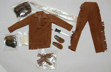 "Tonner - 2008 Davy Crockett 17"" doll Outfit M/C Rare HTF"