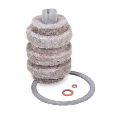 Wool Felt Fuel Oil Filter Replacement Cartridge by General Filter no. 1A-30