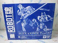 Code Geass Akito the Exiled Alexander Type-02 Leila & Ayano Robot Spirits Figure