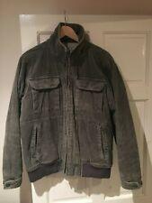 O'Neill Men's Brown Corduroy Cord Jacket Coat Medium