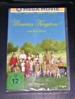 Moonrise Regno Con Bill Murray / Bruce Willis DVD Veloce Spedizione Nuovo & Ovp