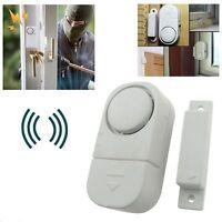 ds Allarme Sensore Magnetico Antifurto Acustico Casa Ufficio Porte Finestre moc