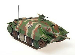 Panzerstahl 1/72 Hetzer Mid Production 2. Hungarian Pz. Div. Balaton 1945 88034