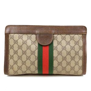 LOUIS VUITTON GG canvas sherry line business bag