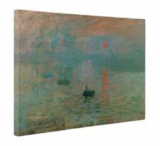 Canvas Abstract Art Prints Claude Monet