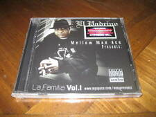 Mellow Man Ace La Familia Vol. 1 Rap CD - Alkatraz Ugly Jae Yeti Beats C-CLAN