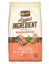 Merrick LImited Ingredient Grain Free Salmon And Chickpea Dog Food
