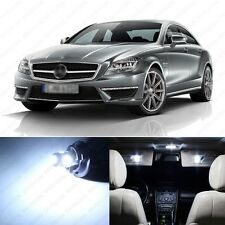 17 x Xenon White LED Interior Light Package For 2010 -2013 Mercedes E Class W212