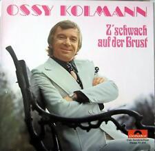 LP / OSSY KOLMANN / AUSTRIA / RARITÄT /