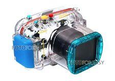 40M Waterproof Underwater Housing Hard Case Bag for Nikon V1 10-30mm Lens Camera