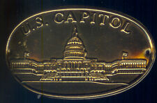 US Capitol new hiking medallion badge shield stocknagel mount G2476