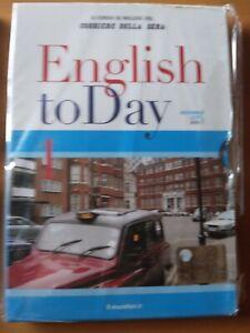 Corso inglese English toDay 1 Beginner Level 1 - DVD editoriale