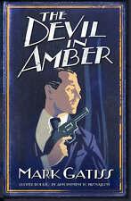 The Devil in Amber: A Lucifer Box Novel (Lucifer Box 2) by Mark Gatiss   Paperba
