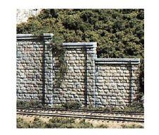 Woodland Scenics C1259 Retaining Walls 3 Cut Stone Sections 1:87 Scale-HO Gauge