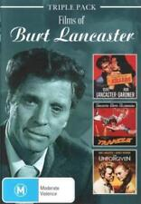 Films of Burt Lancaster - Killers / Trapeze / The Unforgiven DVD New/Sealed