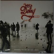 Jan Delay - searching for the Jan soul rebels LP NEU/SEALED