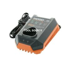 NEW RIDGID 12V 12 VOLT HYPER LITHIUM-ION BATTERY CHARGER R86045 (CHARGER ONLY)