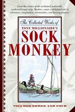 The Collected Works of Tony Millionaire's Sock Monkey (Volumes 3-4) - Good