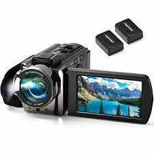 Video Camera Camcorder kimire Digital Camera Recorder Full HD 1080P 15FPS 24MP 3