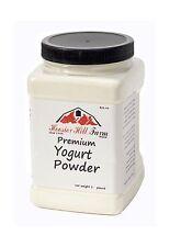 Premium Yogurt Powder Hoosier Hill Farm (1 lb) - Gluten and hor... Free Shipping
