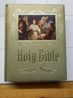 Holy Bible King James Master Reference Edition, Red Letter Large Size, Heirloom