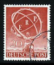 WEST BERLIN GERMANY 1950 European Recovery Program SG B71 VFU