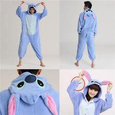 Hot Onesie3Pajamas lilo and stitch Lovers Adult/Kids Sleepwear Costumes Cosplay