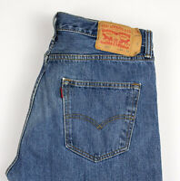 Levi's Strauss & Co Hommes 501 Jeans Jambe Droite Taille W34 L30 APZ773