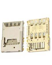 Lettore di schede di memoria SIM PER LG g3 d850 d855 ls990 g4 h815 eag63310801
