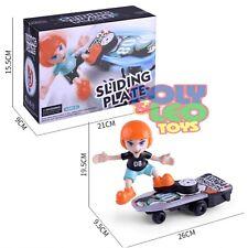 Dancing Robot Skateboard Musical Toys For Boys Kids Toddler Birthday Xmas Gift