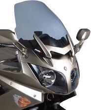 PUIG TOURING WINDSCREEN SMOKE FJR 1300A/AS Fits: Yamaha FJR1300AE,FJR1300A ABS,F
