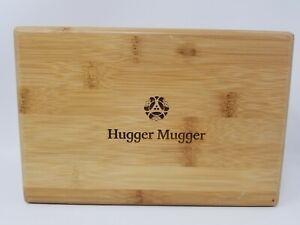 Solid Bamboo Wood Yoga Block by Hugger Mugger