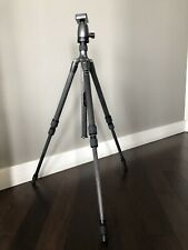 Gitzo Tripod Kit Traveler,Series 1, 4 Sections+Ser.1 MAG Ball Head/New Open Box