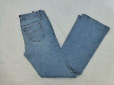 WOMENS TOMMY HILFIGER AMERICAN FREEDOM MID RISE BOOTCUT JEANS SIZE 8x32 #W625